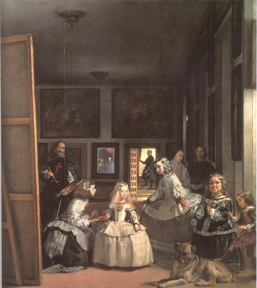 Velazquez diego rodriguez da silva pintor naturalista for Velasquez venus au miroir